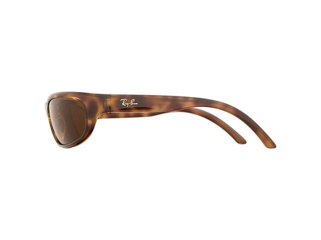 482adf90f41 Ray-Ban RB4033 642 73 Predator Sunglasses Tortoise Brown Frame Brown G-15  XLT Lens