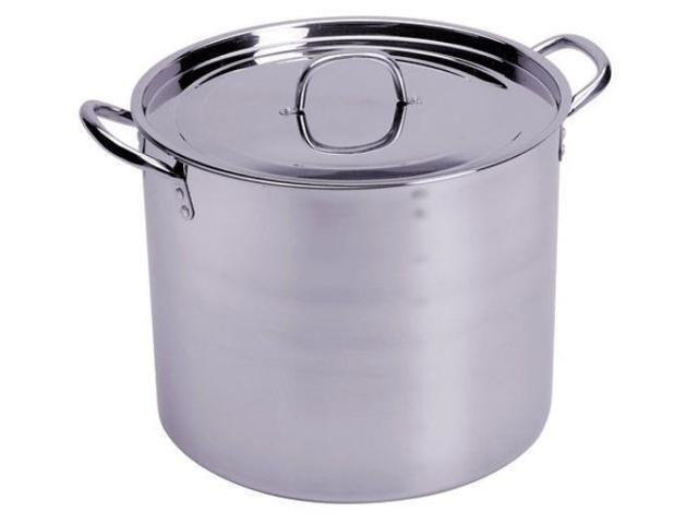Concord 100 Qt Stainless Steel Stockpot W Steamer Brew Kettle