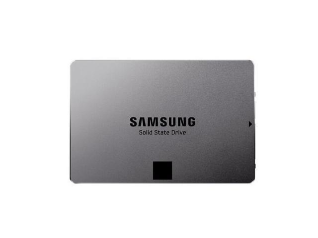 Samsung 120gb mz-7te120bw 840 evo basic solid state drive.