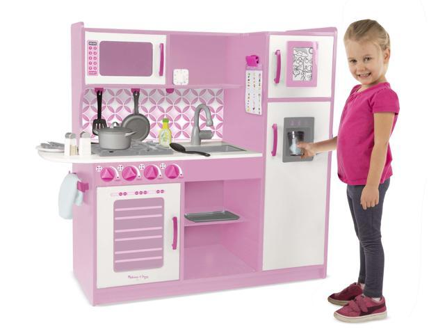 Cupcake Kitchen Pink - Kitchen Play by Melissa & Doug (4002) - Newegg.com