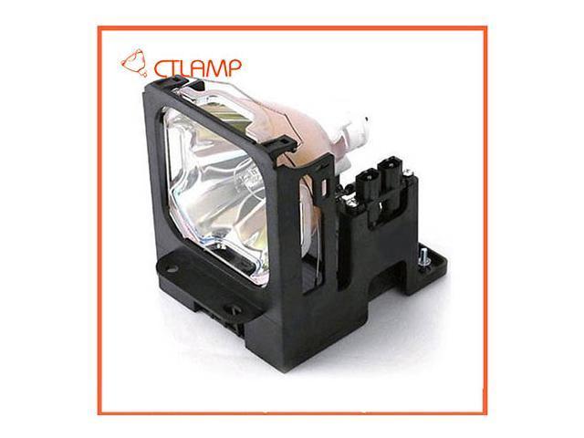 MITSUBISHI VLT-X500LP VLTX500LP LAMP IN HOUSING FOR PROJECTOR MODEL X500