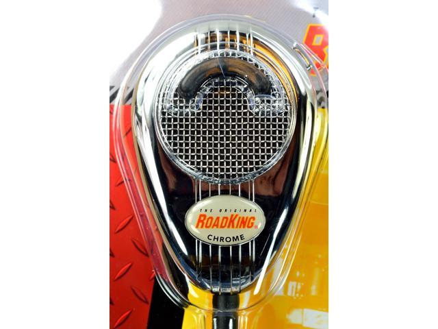 RoadKing RK56CHSS 4-Pin Dynamic Noise Canceling CB Microphone Chrome &  Chrome Cord - Newegg ca