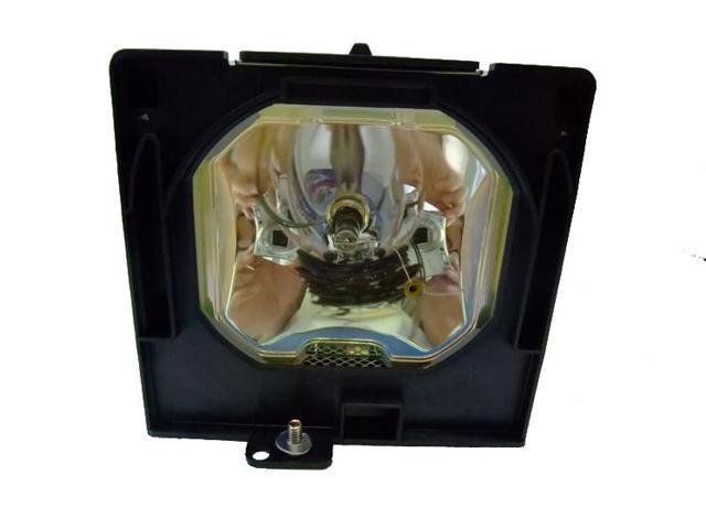 Replacement Lamp with Housing for EIKI 610 285 4824 with Ushio Bulb Inside