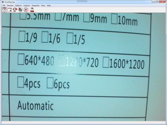 7M Cable Waterproof Endoscope Borescope Snake Inspection Camera USB  Endoscope HD 6LED 9mm Inspection Camera Scope Snake1600x1200 - Newegg com