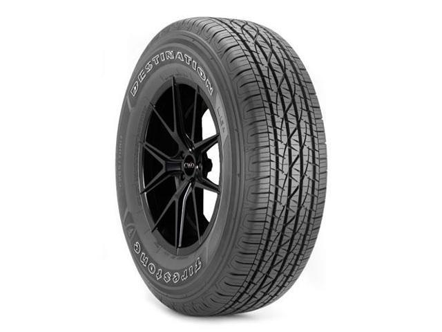 P265/60R18 Firestone Destination LE2 109T B/4 Ply OWL Tire ...