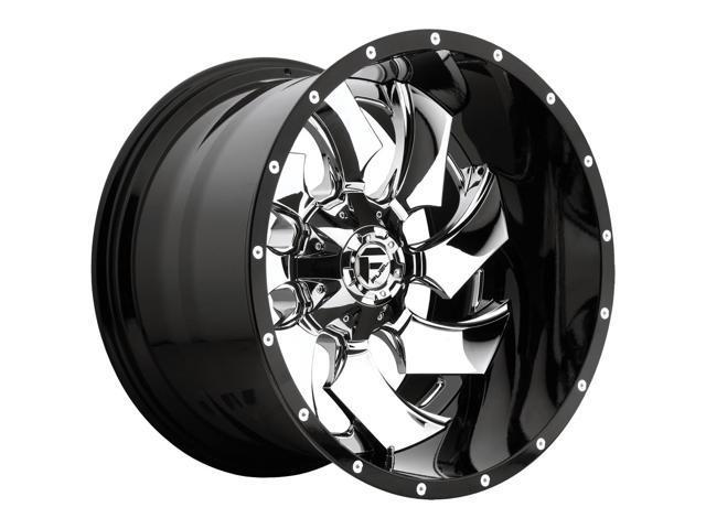 Super 4 Fuel D240 Cleaver 22X12 8X170 44Mm Chrome Black Wheels Creativecarmelina Interior Chair Design Creativecarmelinacom