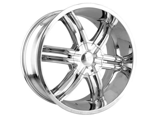 Dip Rims In Chrome >> 4 Dip D98 Hack 24x9 5 5x115 5x5 18mm Chrome Wheels Rims 24