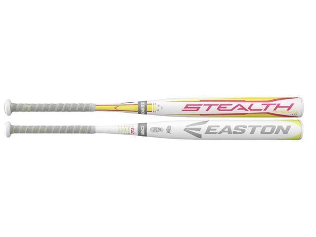 Easton FP18SHL12 30/18 Stealth Hyperlite Fastpitch Softball Bat -12oz -  Newegg com