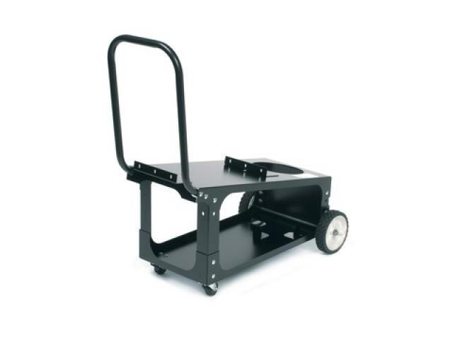 Lincoln Electric K2275-3 Wire Feeder Welding Cart (80 cu.ft bottle ...