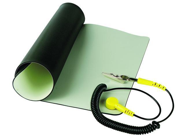 Velleman As4 Anti Static Mat With Ground Cable 11 8 Quot X