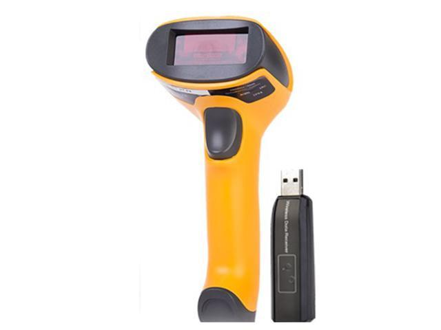 Netum NT-2028 Handheld 1D Wireless Bar Code Reader USB Scanner Barcode  Laser With USB Wireless Receiver Yellow - Newegg ca