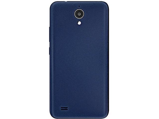 AT&T AXIA QS5509A 16GB Prepaid Phone Dark Blue - Newegg com