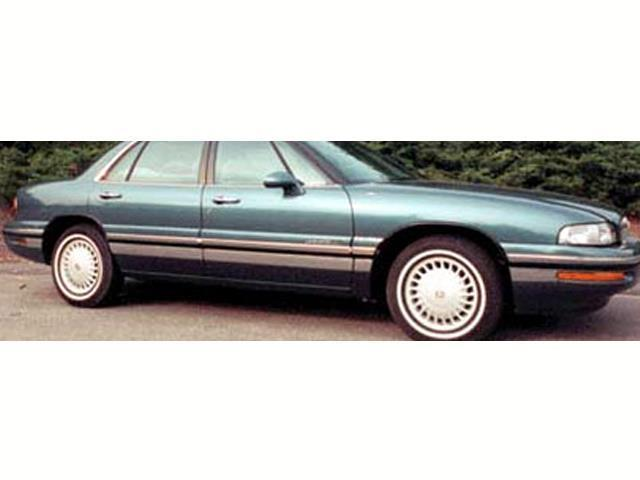 97 99 Buick Lesabre 10p Luxury FX Chrome 3 Side Accent Trim W FFRR