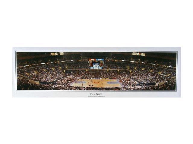 NHL 2003 Phoenix Coyotes Inaugural Game in Glendale Arena Panoramic Poster 4011