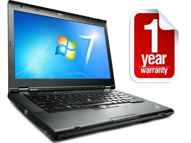 Lenovo Thinkpad T430 - i5-3320M 2 6GHz - 16GB Memory - 1 TB HD - 14