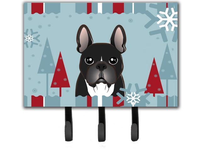 Carolines Treasures Bb1723th68 Winter Holiday French Bulldog Leash