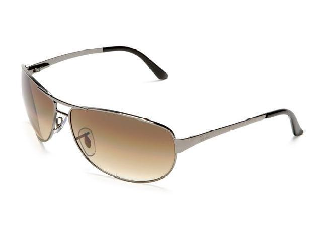 ray ban warrior rb3342 sunglasses gunmetal