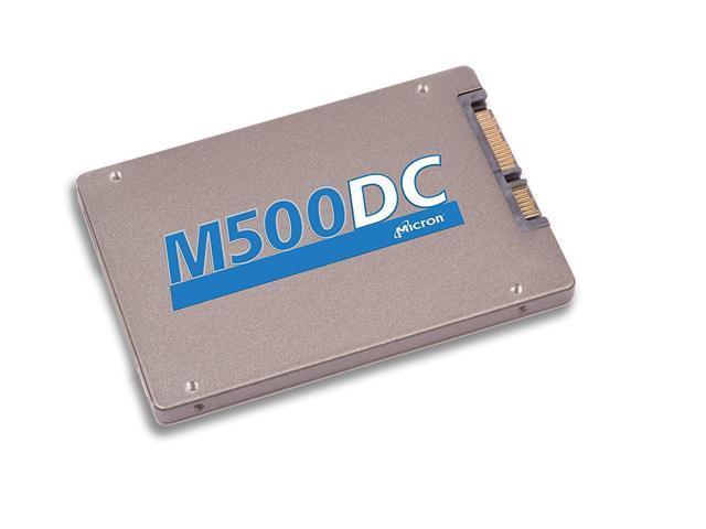 "Micron HPE M500DC 480GB 6GB/s 2.5"" SATA SSD Drive MTFDDAK480MBB"