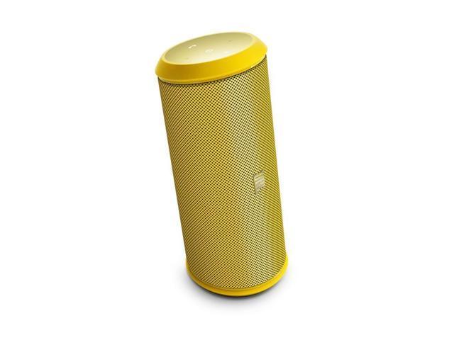 Jbl Flip 2 - Yellow Portable Wireless Speaker With 5-Hour Battery