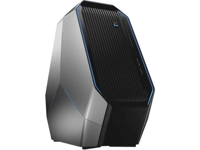 Dell Alienware Area 51 R2 Computer - 6 Core Intel Core i7-5820K 3.80GHz processor, Nvidia GTX 970 4GB, 16GB DDR4, NEW 240GB SSD+4TB HDD, Wireless-AC 7260 + Bluetooth 4.0, Win 10 Pro, Keyboard/Mouse