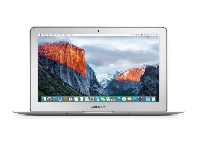 "Refurbished: Apple MacBook Air - 1.40GHz Intel Core i5-4260U 4th Generation (turbo up to 2.70GHz), 4GB DDR3, 128GB Flash Storage, 11.6"" Wide, MacOS 10.14 Mojave - Razor Thin A1465 MD711LL/B (2014) - Grade B"