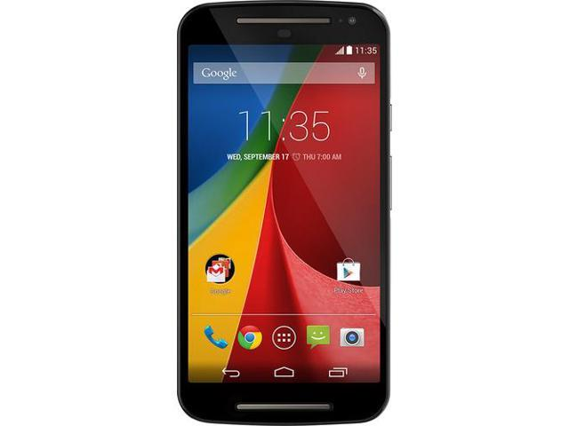 Motorola Moto G (2nd generation) - Global GSM - Unlocked - 8GB Black, Sim  Free NO Carrier Logo - Newegg ca