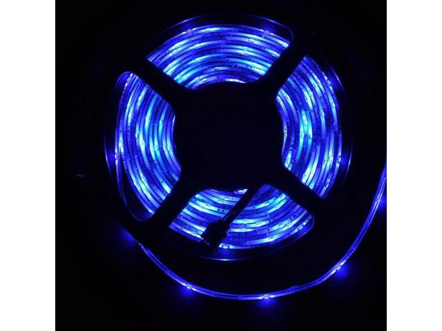 Blue 164ft5m streamy color chasing led strip lights w 24 key ir blue 164ft5m streamy color chasing led strip lights w 24 aloadofball Gallery