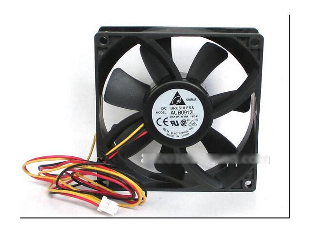 For Delta AUB0912L 9025 12V 0.15A 9CM CPU cooling fan