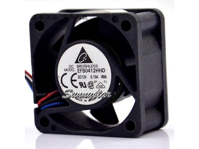 Portable Cooling Fan for Delta EFB0412HHD 12V 4020 0.15A 4CM Switch Cooling Fan