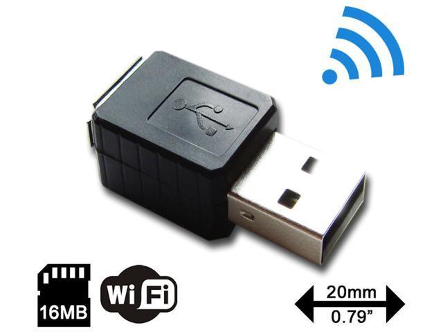 KeyLlama Micro WiFi USB Keylogger - Monitor Computers Remotely - Smallest  Key logger Ever - Emails Logs Automatically - Newegg com