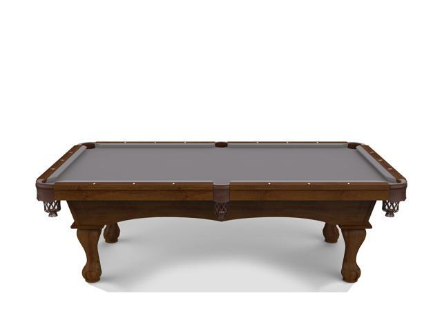 Hainsworth Clic Series 9 Bankers Grey Pool Table Cloth By Holland Bar Stool Company Not Included