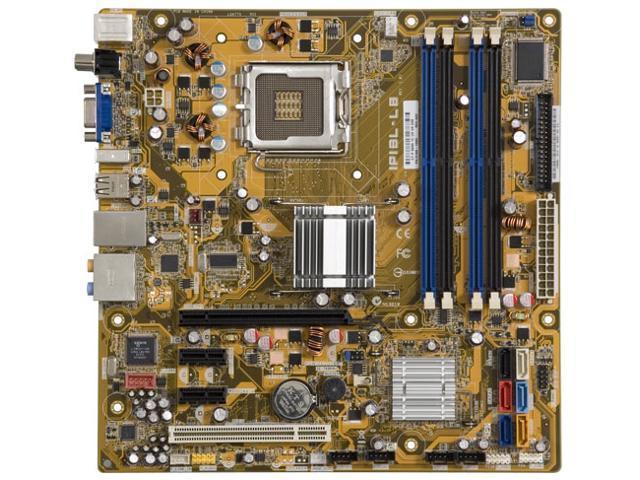ASUS IPIBL-LB HP Compaq Intel G33 Benicia-GL8E 775 …