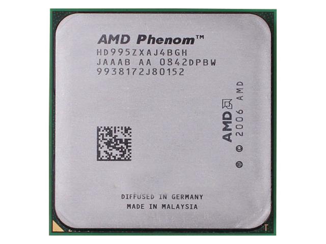 AMD Phenom X4 9950 2.6 GHz Quad-Core Processor Socket AM2+ Desktop CPU - Newegg.com