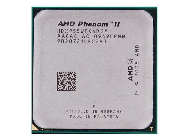 AMD PHENOM II X4 955 DRIVER