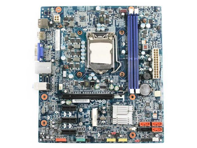 Lenovo Intel Socket LGA1155 Desktop Motherboard - CIH61MI V1 1 - Newegg com