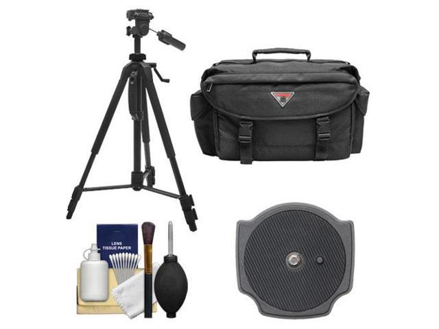 Precision Design Pd 58pvtr 58 Photovideo Tripod With Case With