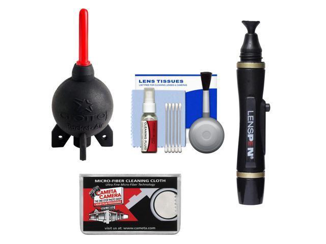Camera Rocket Blower : Giottos rocket air blower professional aa lenspen lens pen