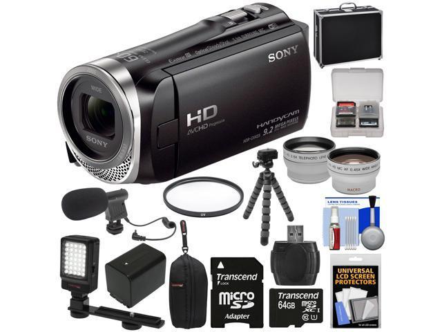 Precision Design PD-DVC30 Video Camera Camcorder Case