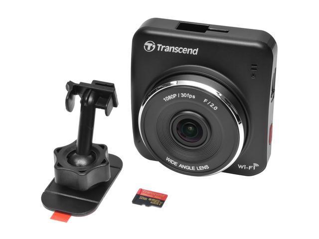 Transcend Drivepro 200 1080p Full Hd Car Dashboard Video Recorder