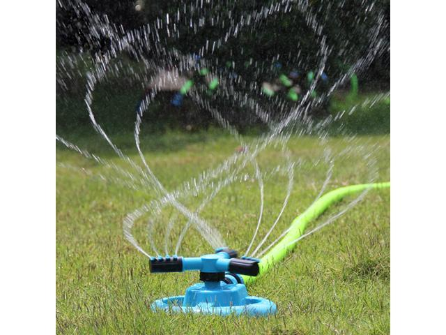 Ueasy Portable Garden Watering System Abs Kits 360 Degree Automatic Rotating Water Sprinkler Home Irrigation Sprayer
