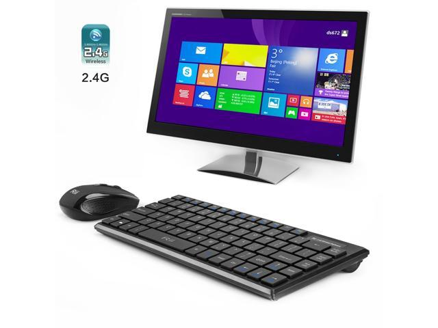 Rii RK700 2 4Ghz Multimedia Wireless Keyboard and Mouse