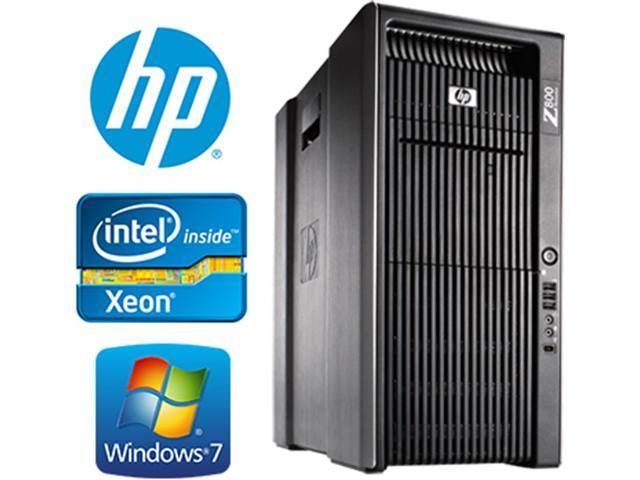 HP Z800 12 Core Workstation Computer 1TB SSD + 4TB HDD, 2x X5670 2 93GHZ  upto 3 3GHz, 48GB DDR3 Ram, 2x 4GB Nvidia Geforce GT 730 HDMI 4K Video  Card,