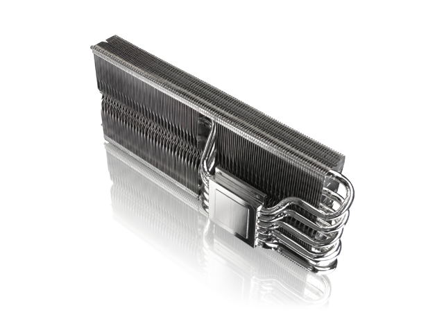 RAIJINTEK MORPHEUS II Superior High-End VGA Cooler, 12Pcs