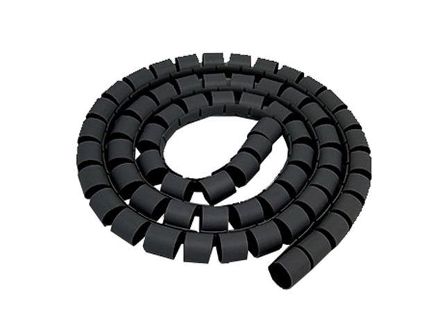 c653755a3f55 THZY 5FT Computer Cable Wire Cord Zip Tie Organizer Wrap ...