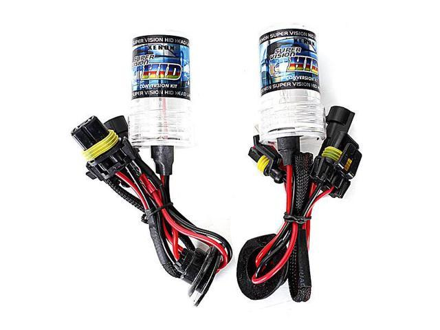 2x XENON HID REPLACEMENT BULBS LAMP 9006 HB4 35W 6000K