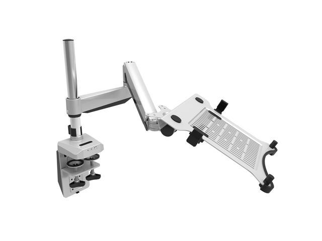 Wondrous Loctek D7P Swivel Desk Laptop Mount Notebook Arm Stand Fits 10 1 17 3 Notebook Height Adjustable Newegg Com Home Interior And Landscaping Synyenasavecom