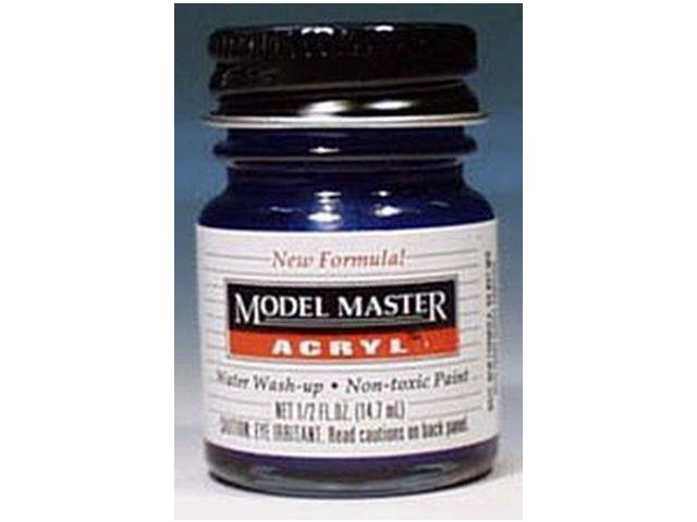 Arctic Blue Metallic Testors Acrylic Plastic Model Paint - Newegg com