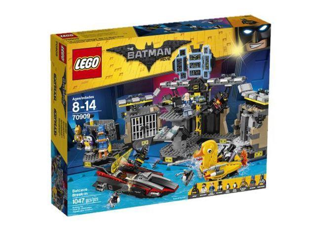 The Lego Batman Movie Batcave Break In 70909 Newegg Com