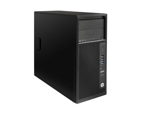 HP Z440 E5-1620v3 4C 3 5Ghz 8GB 1TB NVS310 Win 7 Pro - Newegg com