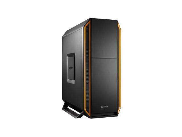 be quiet! SILENT BASE 800 ATX Full Tower PC Case - Orange - Newegg com